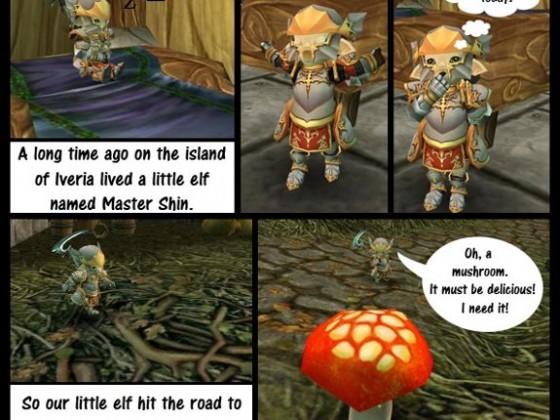 The history of Master Shin